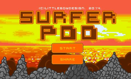 休閒必備APP下載|Surfer Poo 好玩app不花錢|綠色工廠好玩App