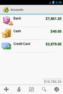 Cash Droid - screenshot thumbnail