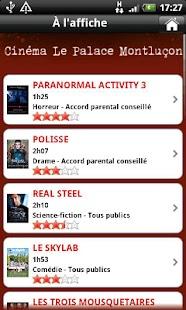 Cinéma Le Palace Montluçon- screenshot thumbnail