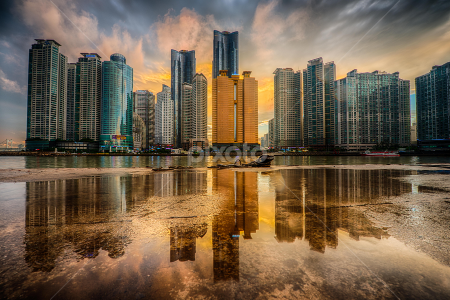 Day time HDR by Keith Homan - City,  Street & Park  Skylines ( , Urban, City, Lifestyle )