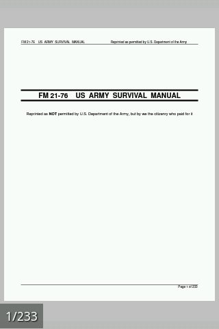 USArmySurvivalManual