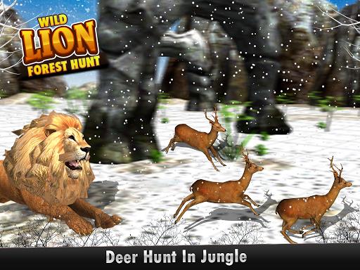 【免費模擬App】野生獅子森林狩獵-APP點子