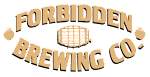 Logo for Forbidden Brewing Company