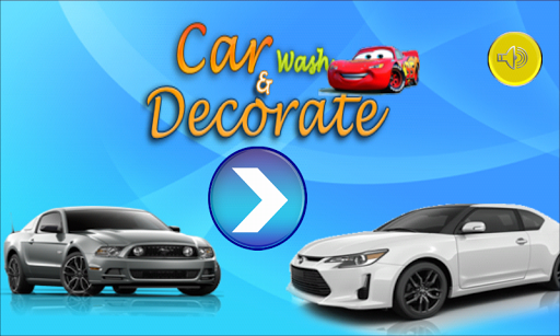 Car Wash And Decorate