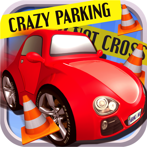 3D疯狂停车场 休閒 LOGO-阿達玩APP