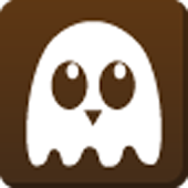 Friendly Ghost-KakaoTalk Theme
