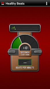 Healthy Beats - Heart Monitor- screenshot thumbnail