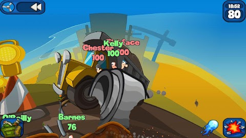 Worms 2: Armageddon Screenshot 6