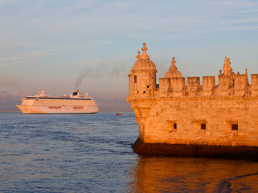 Crystal-Serenity-Lisbon-Portugal - Visit Lisbon, Portugal. with trained tour guides while sailing on Crystal Serenity.