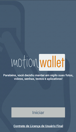 Motion Wallet