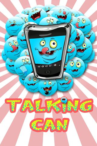Talking Can - screenshot