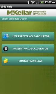 McKellar Slide Rule- screenshot thumbnail