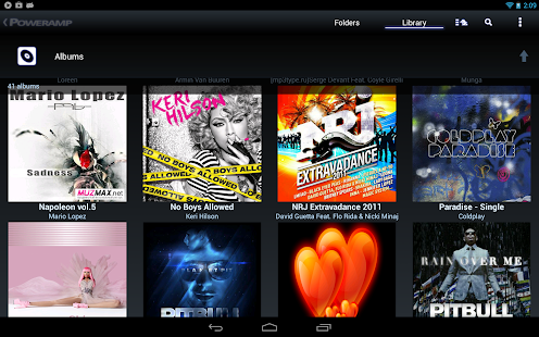 Poweramp Music Player (Trial) Screenshot 27