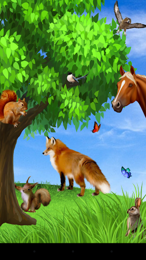 Animal Puzzle Games for Kids