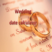 Wedding date Calculator