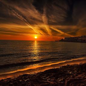 Golden Bay Malta by Marco Aquilina - Landscapes Sunsets & Sunrises (  )