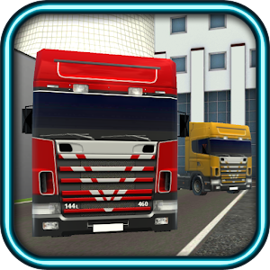 Truck Parking 3D 2015 for PC and MAC
