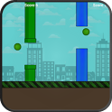 Flop Ball  (flappy ball game) icon