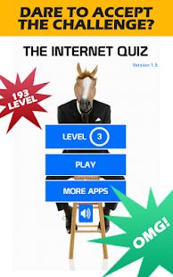 The Internet Quiz