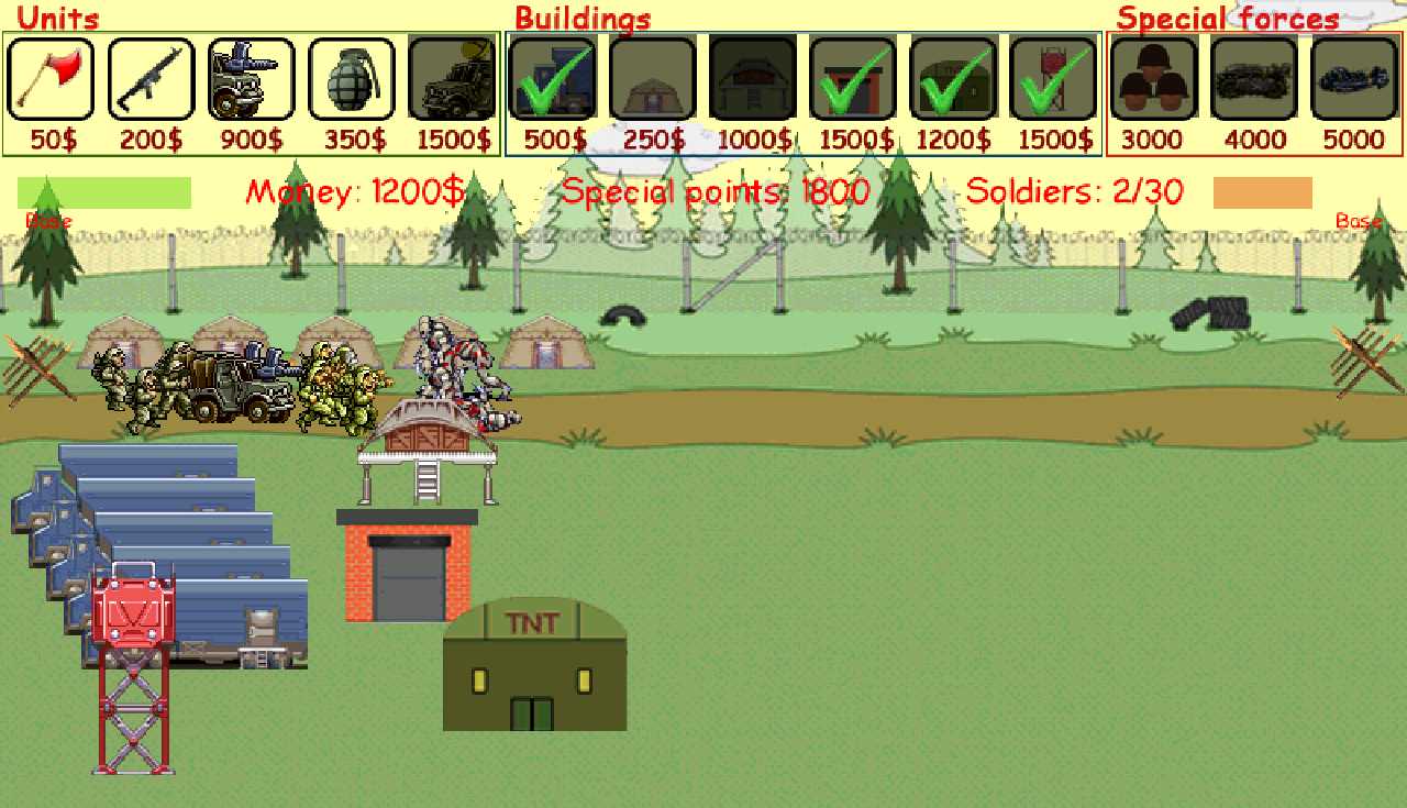 Army vs MutantZombies - screenshot