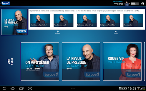 Europe1 - screenshot thumbnail