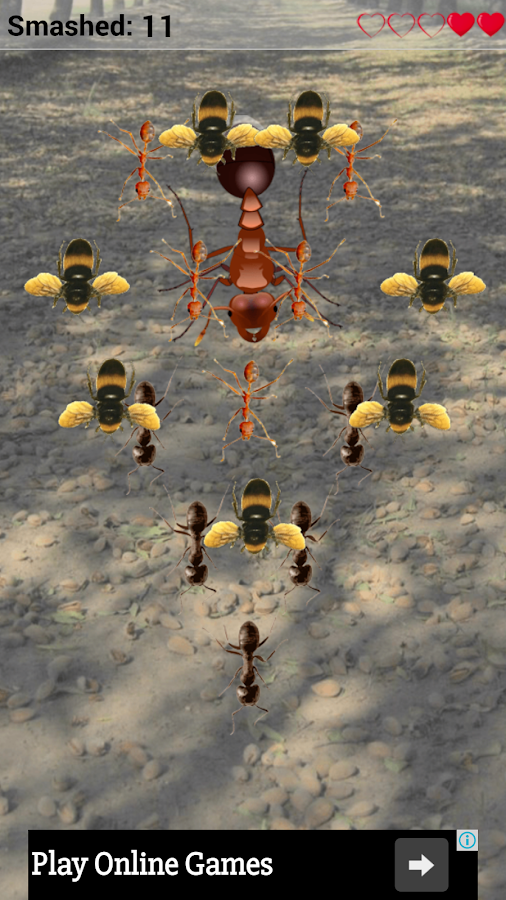 Ant Smasher 2017- screenshot