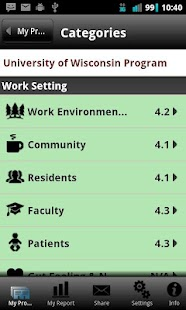 Residency Rater - Pediatrics - screenshot thumbnail