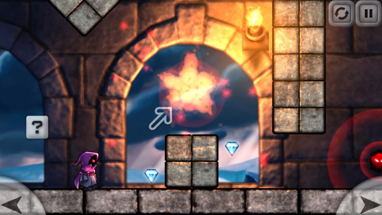 Magic Portals Free- screenshot