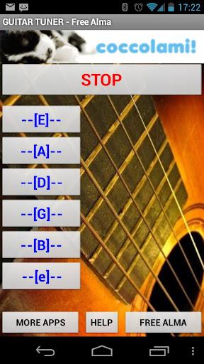 Guitar Tuner FreeAlma