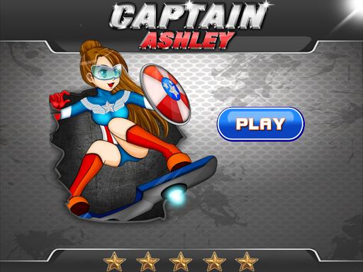 Ashley The Captain