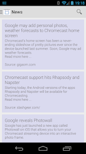 Cast Store for Chromecast - screenshot thumbnail