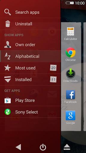 玩個人化App|XPERIA™ Blue Note Story Theme免費|APP試玩