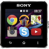 AppLauncher SmartWatch 2