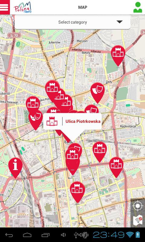 Poland.Travel - screenshot