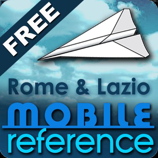 Rome & Lazio, Italy FREE Guide 旅遊 App LOGO-APP開箱王