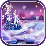 Snowfall Live Wallpaper Apk Download Free for PC, smart TV