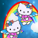Hello Flying Fairy Kitty LWP icon