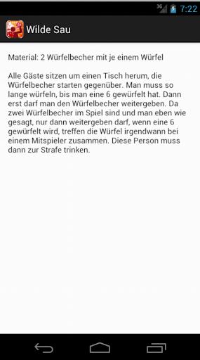 【免費娛樂App】Trinkspiele-APP點子