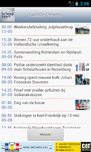 daily Scheepvaartkrant- screenshot thumbnail