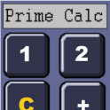 Prime calculator icon