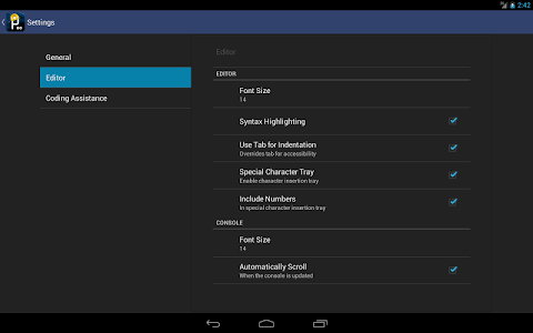 APDE - Android Processing IDE screenshot 9