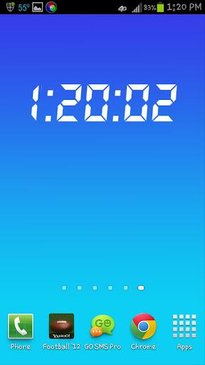 免費個人化App|數字時鐘S動態壁紙|阿達玩APP