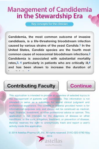 Management of Candidemia