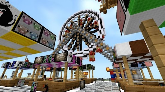 Mine Theme Park Craft
