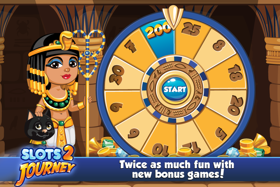 Slots Journey 2- screenshot