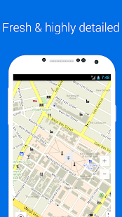 Maps With Me Lite, Offline Map - screenshot thumbnail