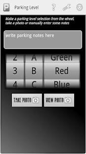 Parking Buddy Free- screenshot thumbnail