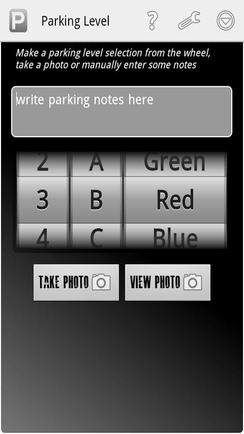 Parking Buddy Free- screenshot