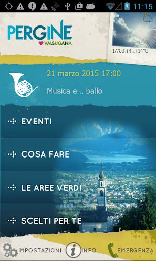 Pergine Valsugana - Trentino