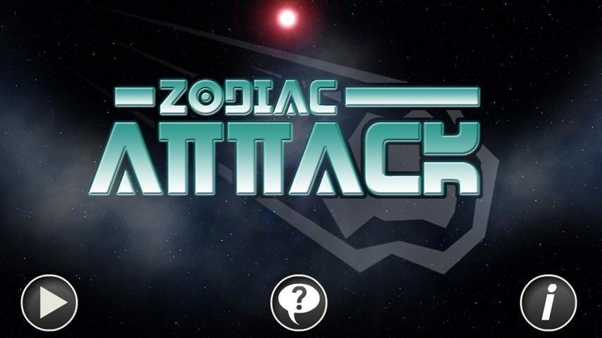 Zodiac Attack- screenshot